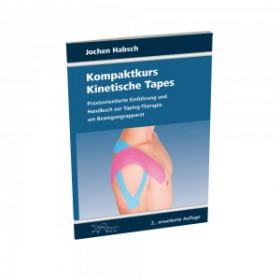 """Buch """"Kompaktkurs kinetische Tapes"""" - 2. Auflage"""