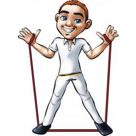 SL StarBand® Therapie- und Fitnessband