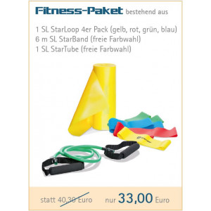 Fitness-Paket