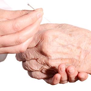 TCM bei Altersbeschwerden