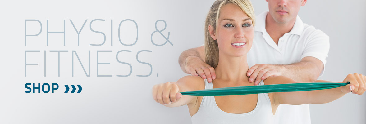 Physiotherapie Fitness Shop